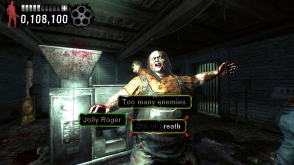 THE TYPING OF THE DEAD: OVERKILL (Steam)(Region Free)