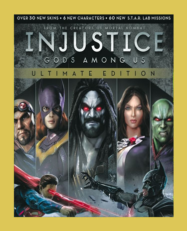 INJUSTICE: GODS AMONG US ULTIMATE ED.(Steam)(RU/CIS)