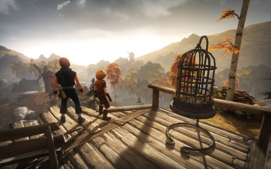 BROTHERS - A TALE OF TWO SONS(Steam)(Region Free)