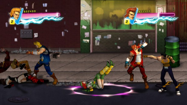 DOUBLE DRAGON: NEON (Steam)(Region Free)