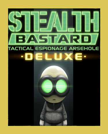 STEALTH BASTARD DELUXE (Steam)(Region Free)