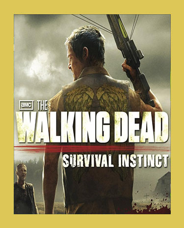 THE WALKING DEAD: SURVIVAL INSTINCT(Steam)(Region Free)