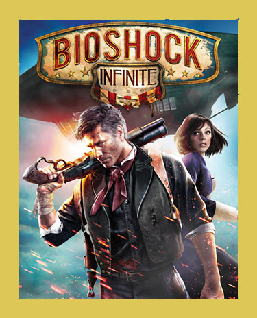 BIOSHOCK INFINITE (Steam)(Region Free)