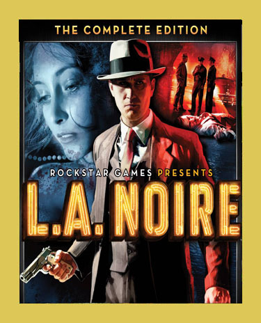 L.A. NOIRE:THE  COMPLETE ED(+8 DLC)(Steam)(Region Free)