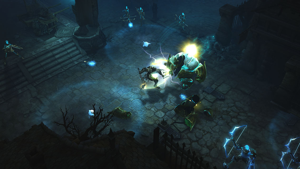 DIABLO III: REAPER OF SOULS(RU)(Battle.net/Region Free)