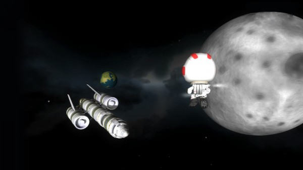 KERBAL SPACE PROGRAM (Steam)(Region Free)