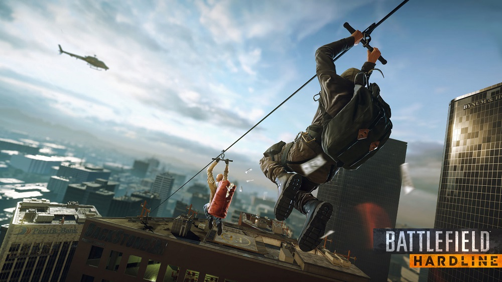 BATTLEFIELD HARDLINE(Origin/MULTILANGUAGE/ Region Free)