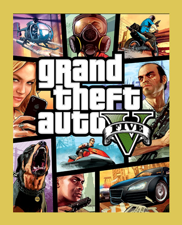 GRAND THEFT AUTO V  (GTA 5)(Steam)(Region Free/ ROW)