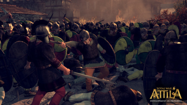 TOTAL WAR: ATTILA (Steam)(Region Free)