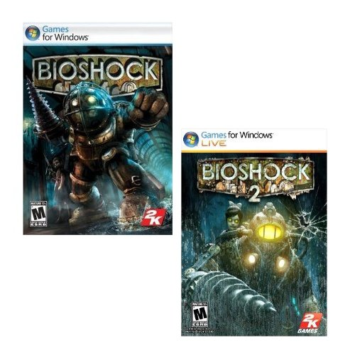 Bioshock (Bioshock + Bioshock 2) Steam Worldwide