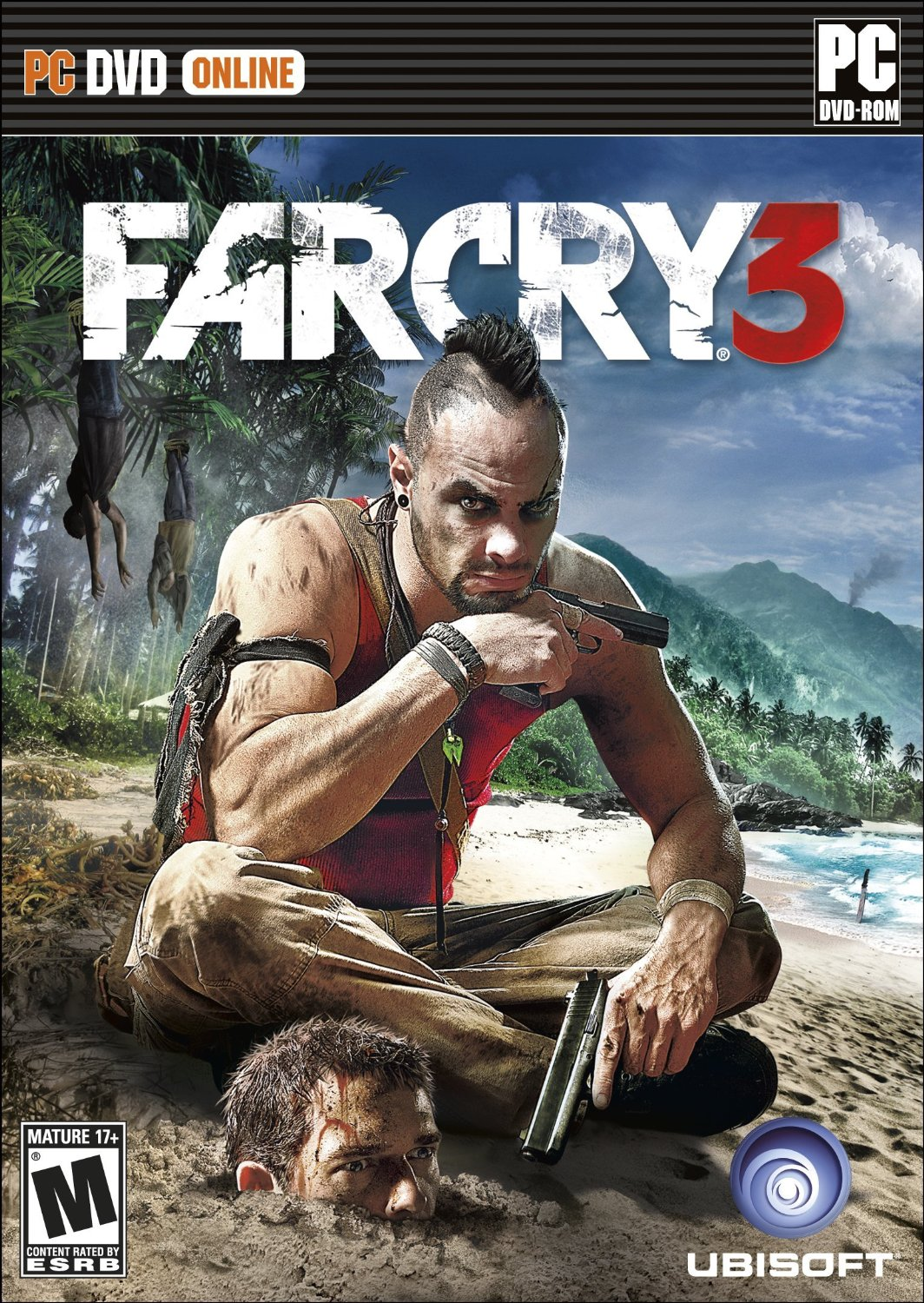 Far Cry 3 Standard (Steam Key / Region Free / Multi)