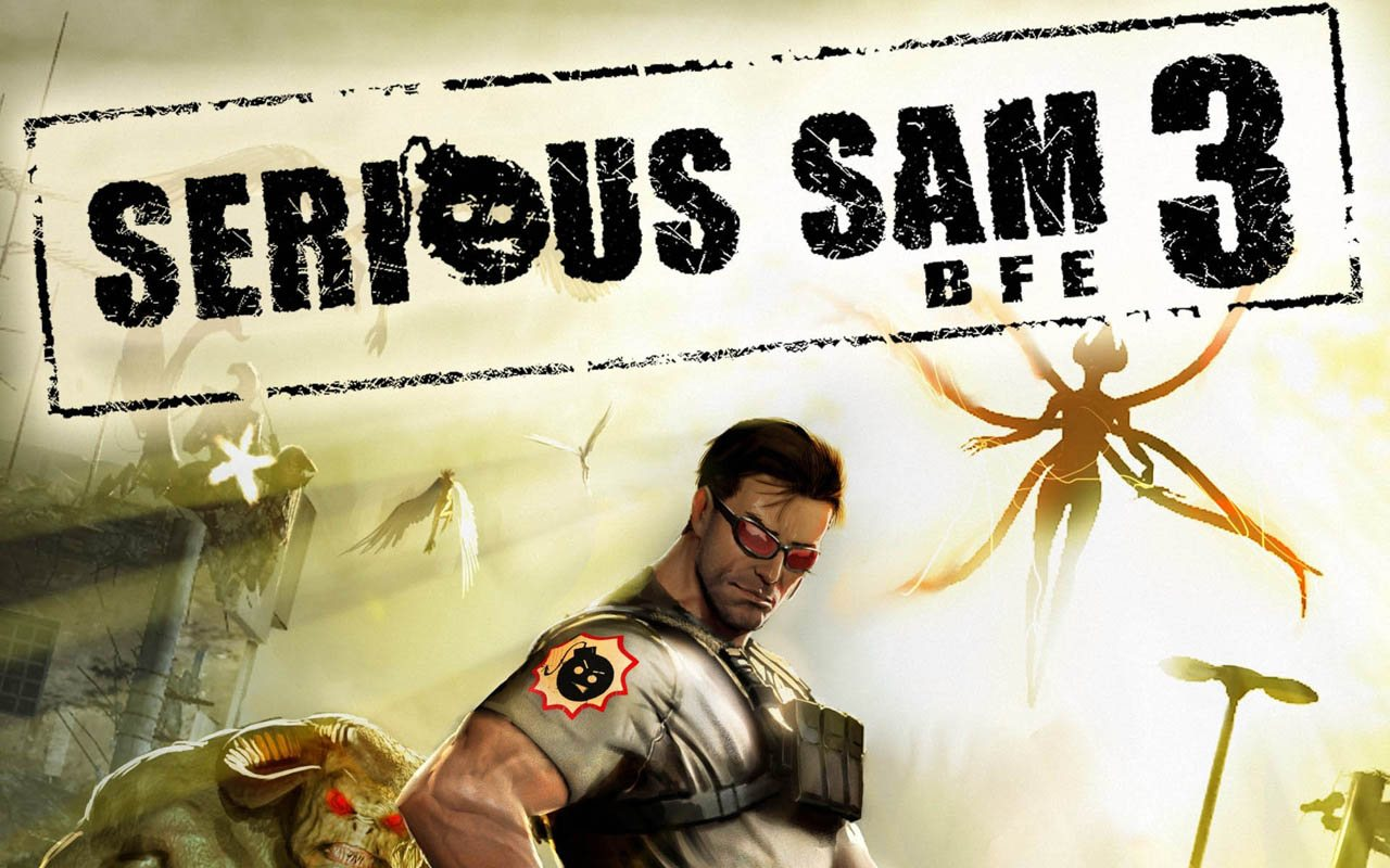 Serious Sam 3: BFE (Steam Link / Region Free)