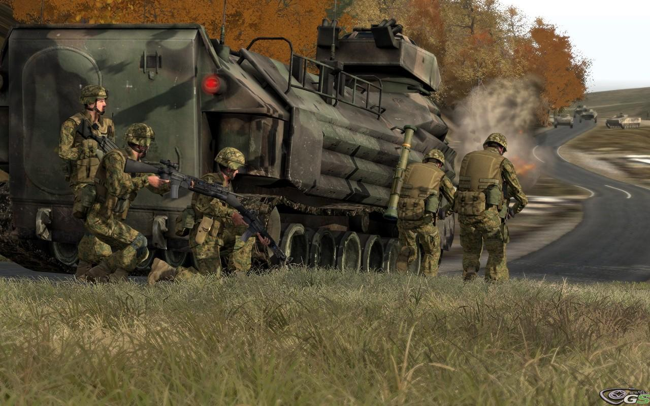 Arma II  (Steam Link Region Free)