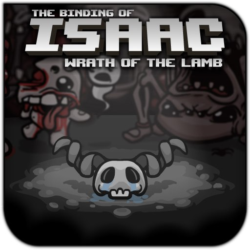 The Binding of Isaac + Wrath of the Lamb (Steam Link )