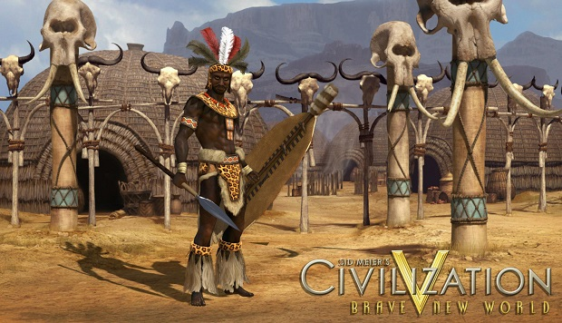 Civilization V 5 Brave New World Steam Key Region Free