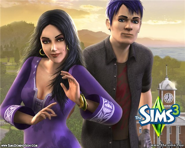 The Sims 3 (Origin Key Region Free ROW )+Скидки+Подарки