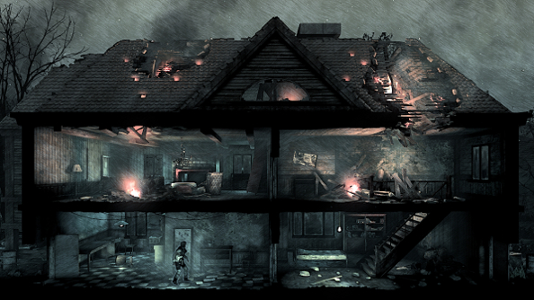 This War of Mine - Deluxe Edition (STEAM/GIFT/HB)