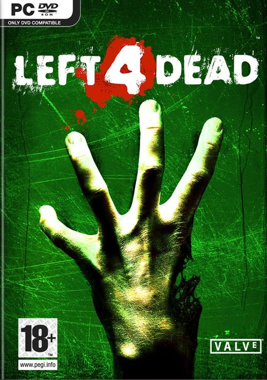 Left 4 Dead Left For Dead Game Of The Year Edition.
