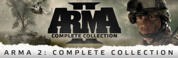 Arma II: Complete Collection (Steam Gift/RU-CIS)