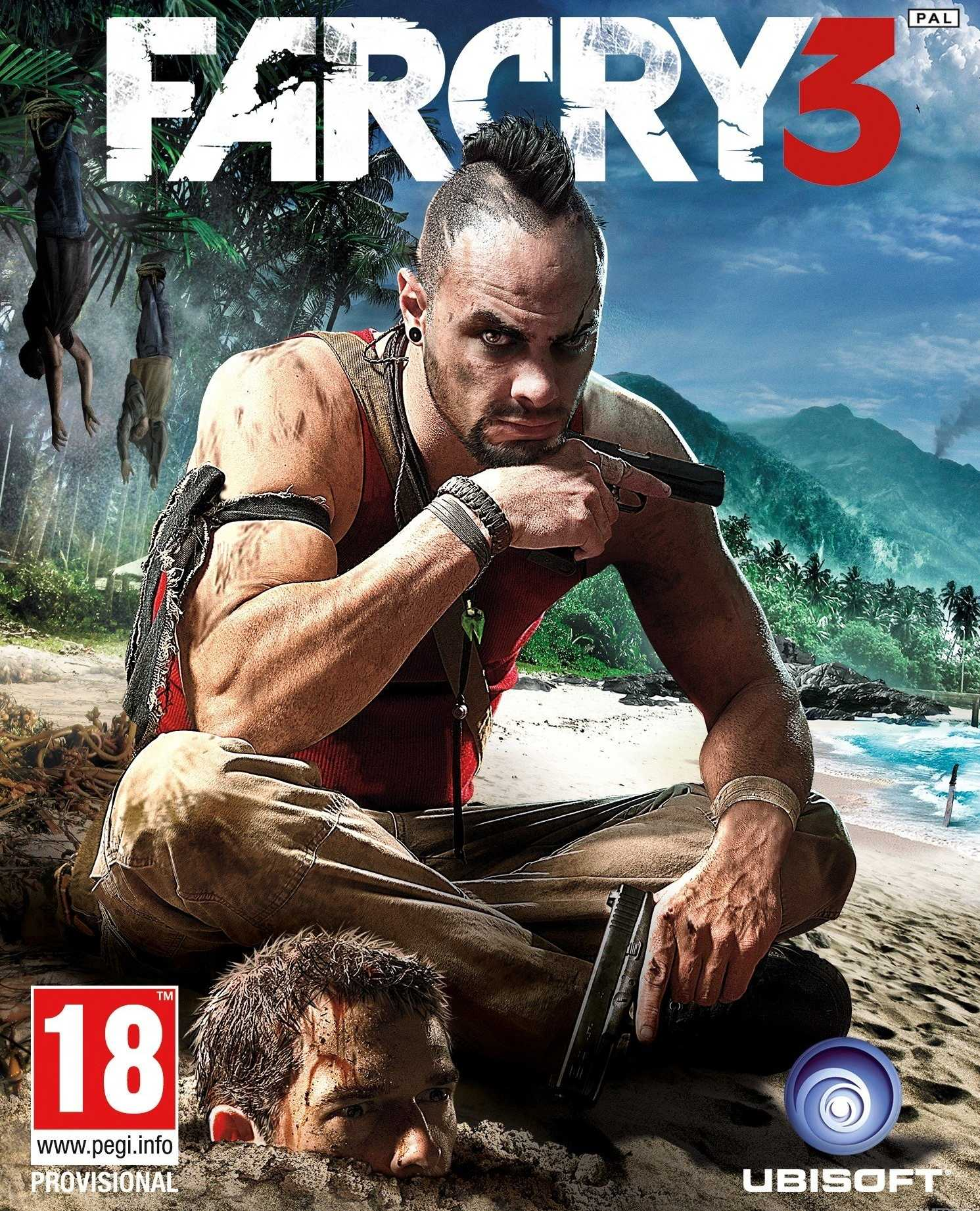 Far Cry 3 - Deluxe (Steam Gift-ROW)