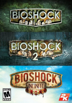 BioShock Triple Pack (Steam Gift) RU-CIS