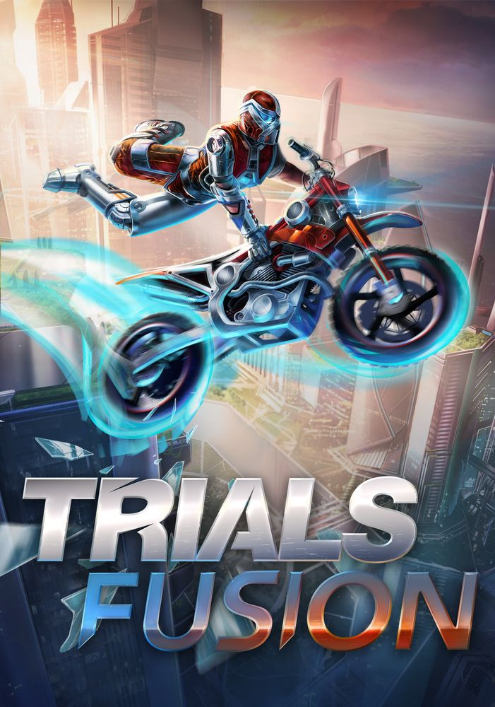 Trials Fusion (Steam Gift-ROW)