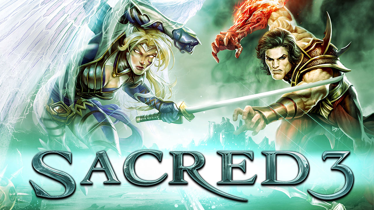 Sacred 3 (Steam Gift-RU-CIS)