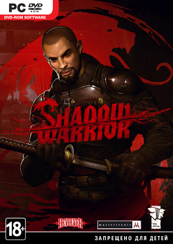 Shadow Warrior (Steam Gift-RU-CIS)