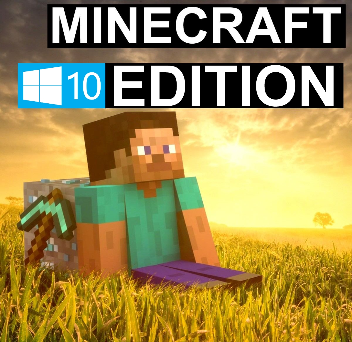 Minecraft Windows 10 Edition [Key]