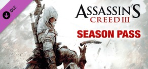 Assassins Creed 3 Season Pass(Region Free, steam gift)