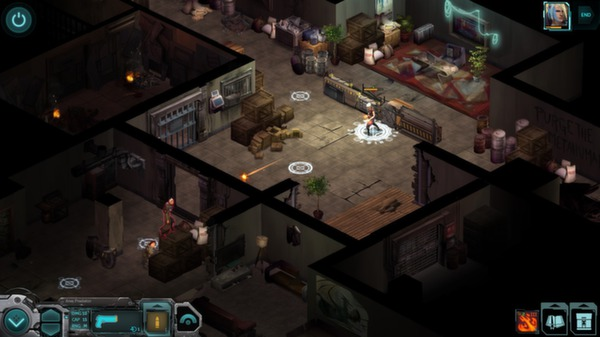 Shadowrun Returns (Region free, steam gift)