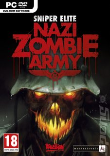 Sniper Elite Nazi Zombie Army (steam gift) RUS