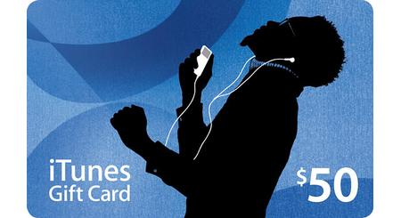 iTunes Gift Card 50$ USA