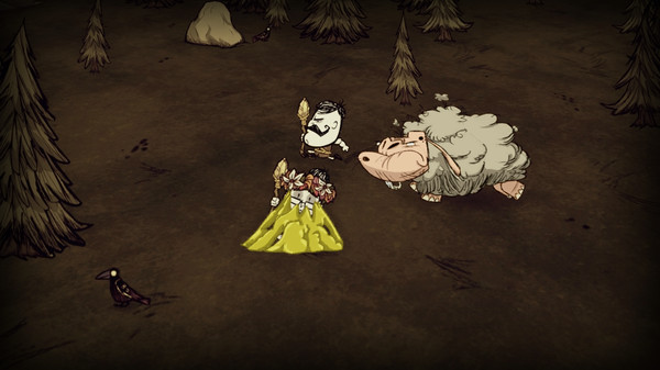 Dont Starve Together [Steam Gift | RU+CIS]