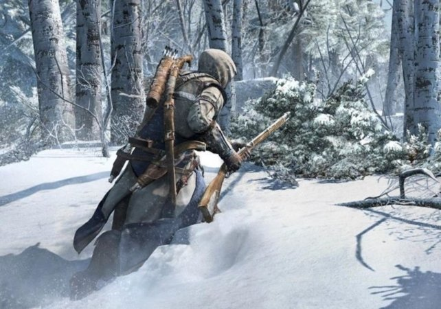 Assassins Creed 3 III Standart Edition (Uplay Key)