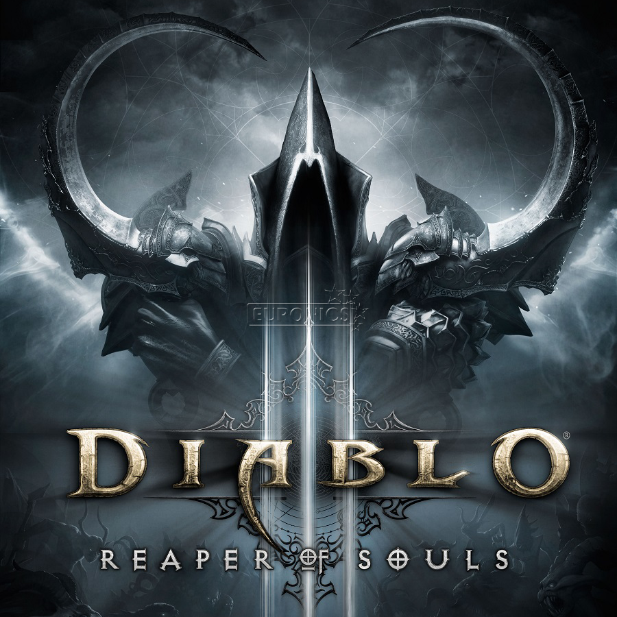 DIABLO 3 (Only Reaper Of Souls) BATTLE.NET RU/EU