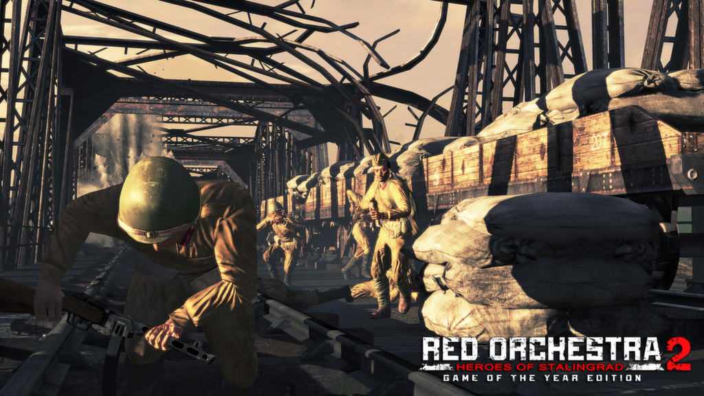 Red Orchestra 2: Heroes of Stalingrad GOTY | SteamGift
