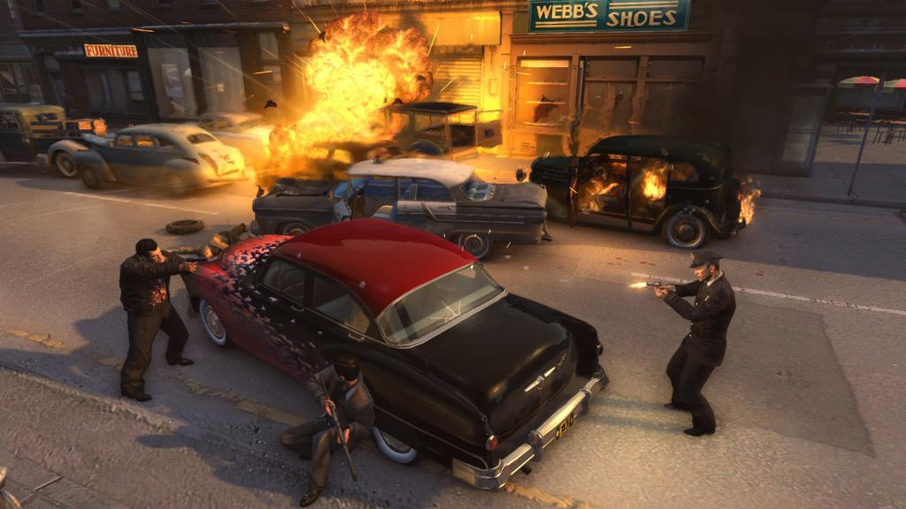 Mafia II: Digital Deluxe Edition | SteamGift RegionFree