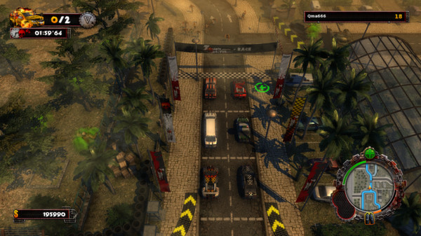Zombie Driver HD Complete Edition | SteamGift ROW