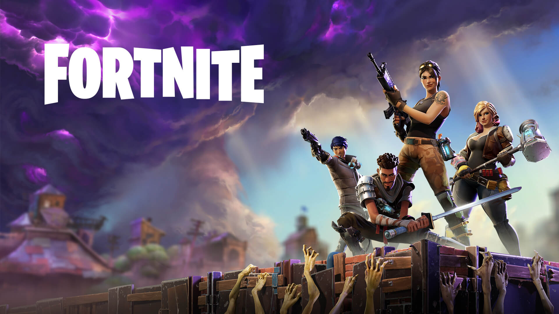 Fortnite (Region Free)