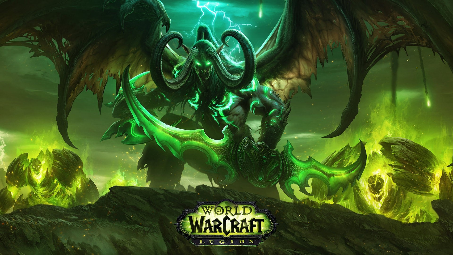 World of Warcraft: Legion (Battle.net key) + Bonus