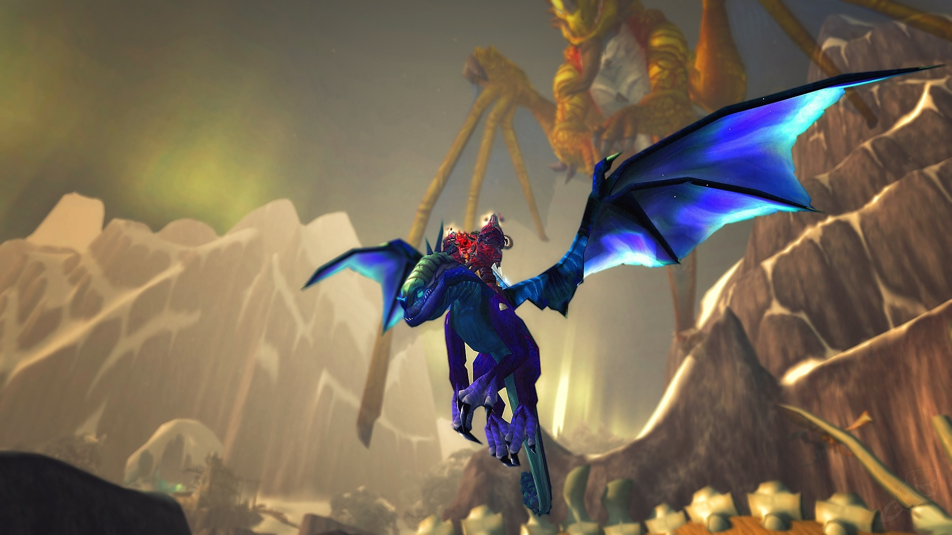 WoW Mount Twilight Drake
