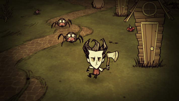 Steam Dont Starve Gift Region Free (RoW)
