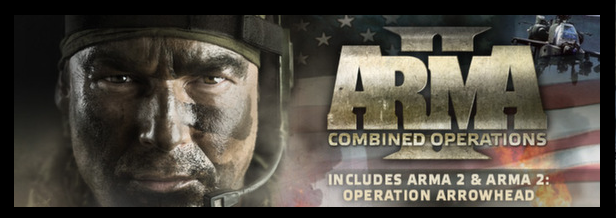 ARMA II Combined Operations + DayZ (Steam Region Free)