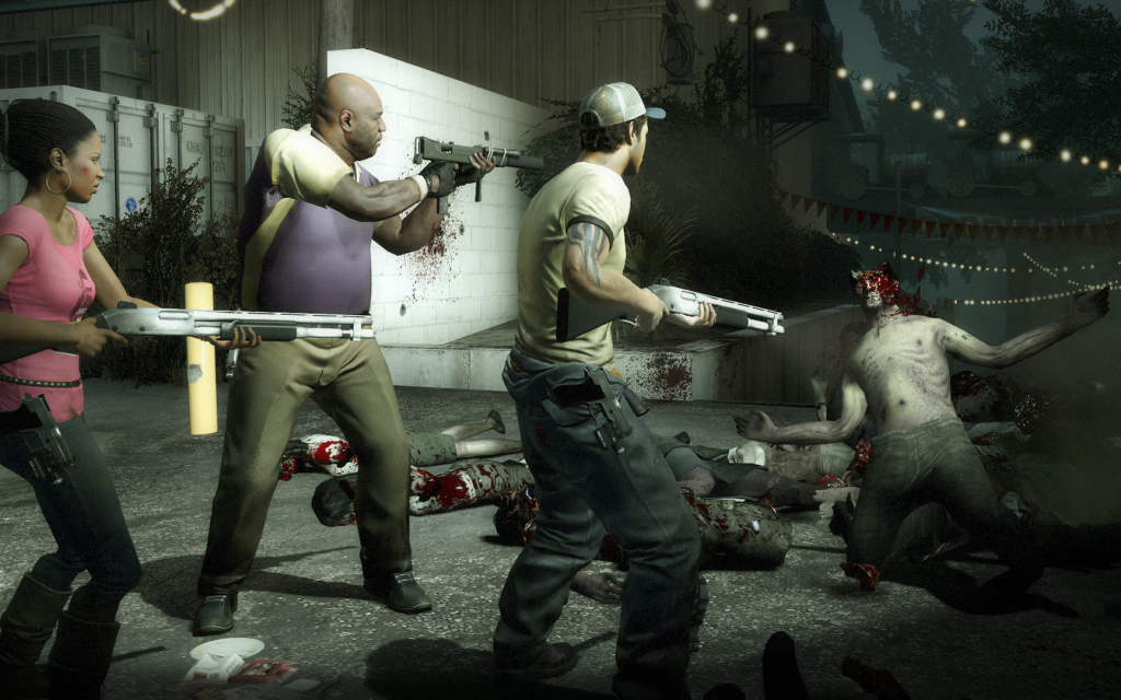 Left 4 Dead 2 Steam gift (Region FREE)