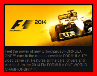 F1 2014 Pre-Order Steam GIFT Region FREE / ROW / WW