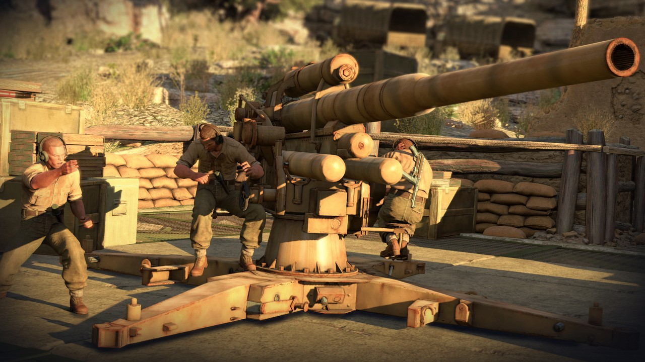 Sniper Elite 3 (Steam Key / Region Free /Multilanguage)