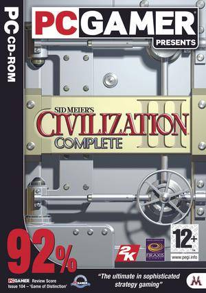 Купить Sid Meier´s Civilization III: Complete Gift Steam