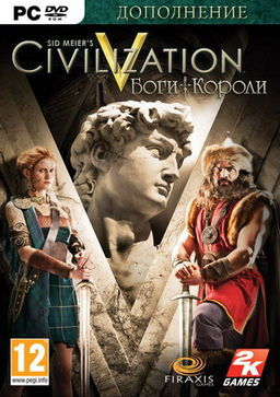 Купить Sid Meier´s Civilization V: Gods and Kings [DLC]