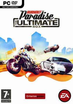 Burnout Paradise: The Ultimate Box (Origin) + СКИДКИ